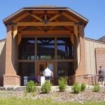 Visitor Center: The site of meetings/presentations