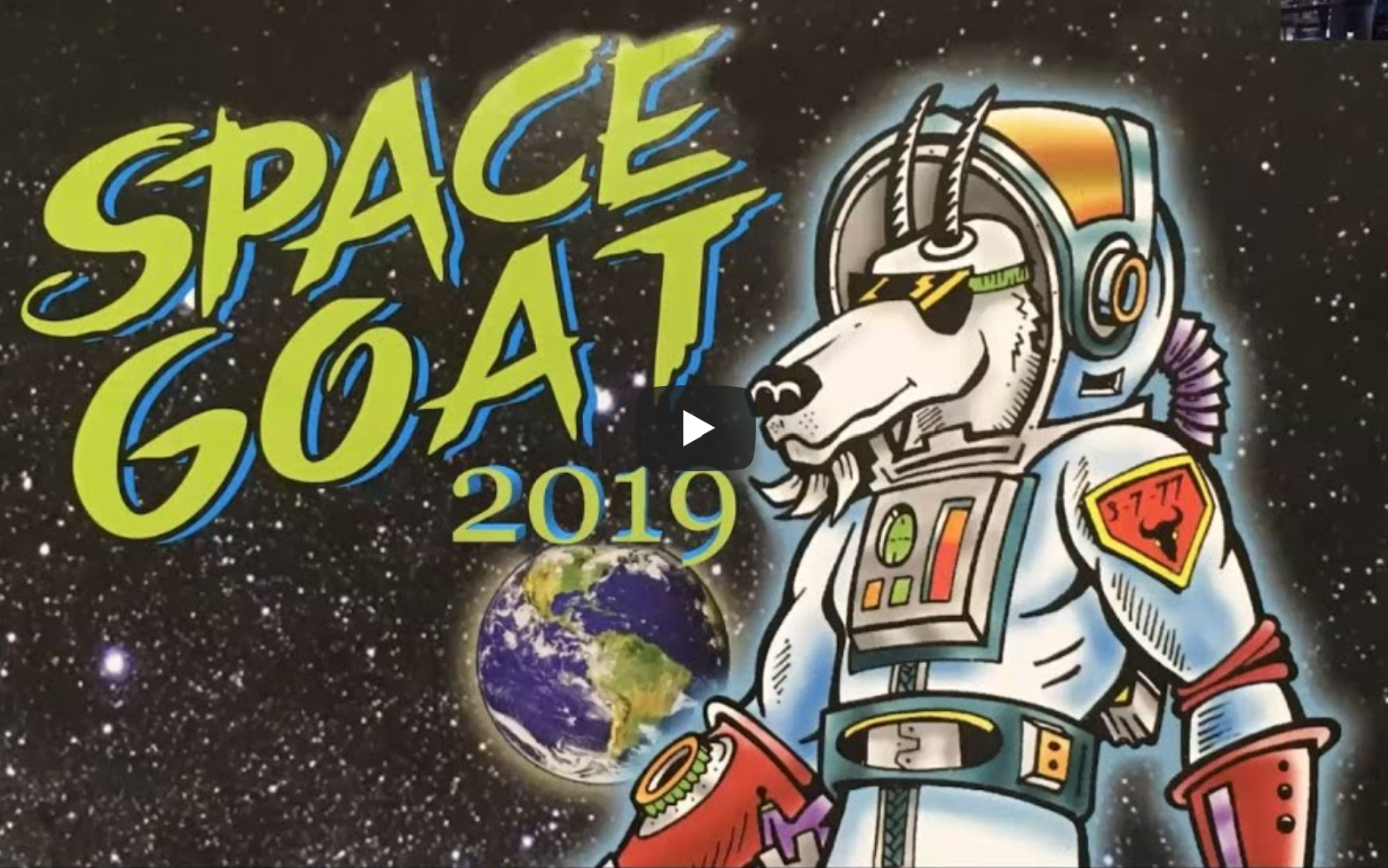 Daryl Greaser: Spacegoat 2019: Return to Scapegoat