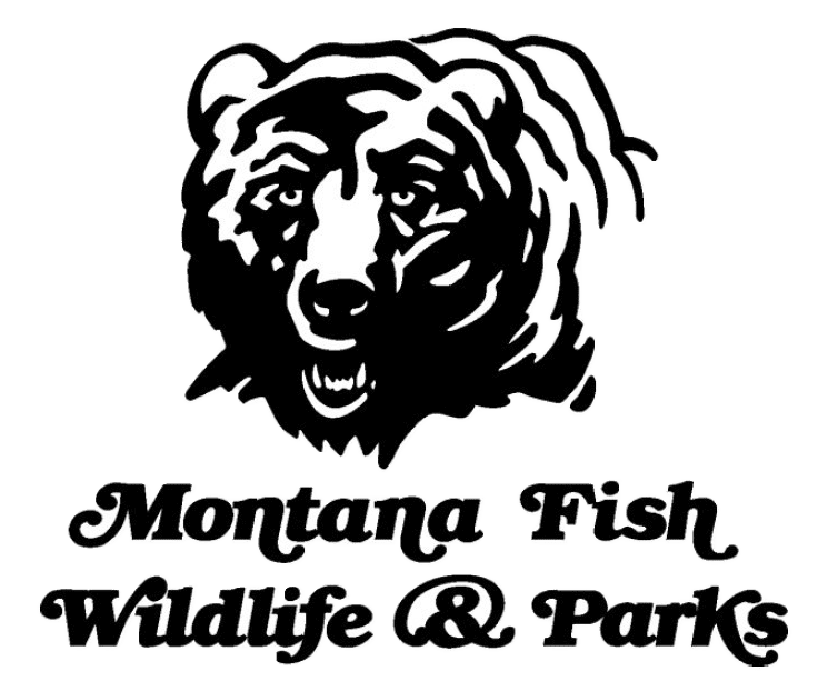 Montana_Fish_Wildlife_and_Parks_logo_-_2007_burned
